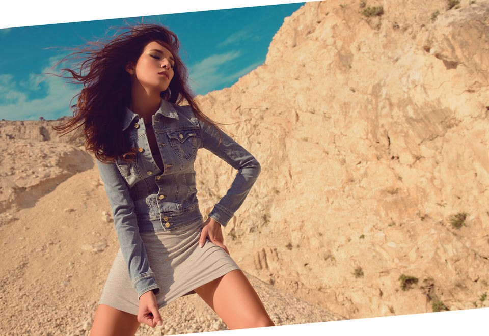Fracomina Bluefeel: SS 2014 Campaign - Michele Franzese